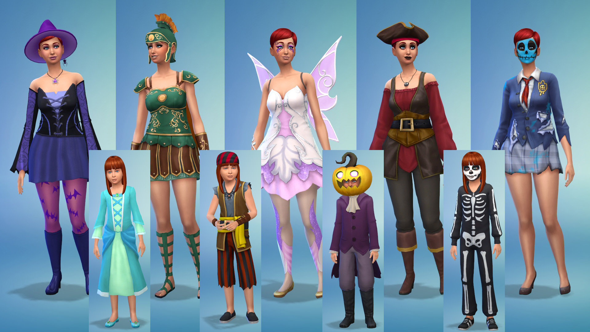 Clothes conversion for toddlers | Sims 4 Studio