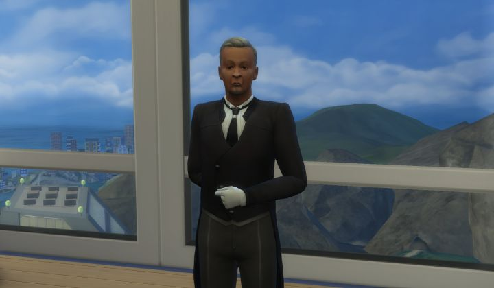 Sims 3 dating Butler
