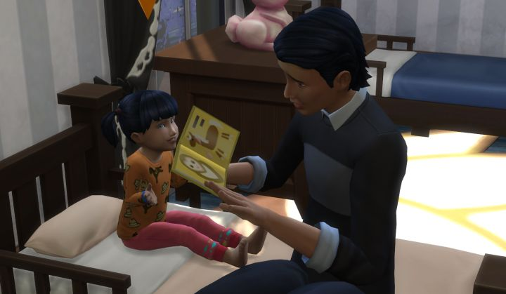 The Sims 4 Toddler Guide: Raising and Teaching Toddlers
