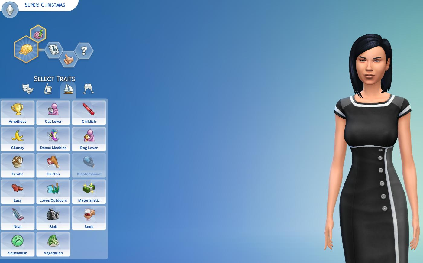 The Sims 4 Trait Cheats List - Reward, Bonus and Aspiration