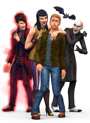 The Sims 4 Vampires