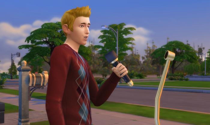 sims 4 how to make money with licensed music